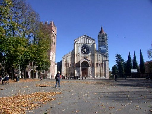 San Zeno - Verona (3681 clic)
