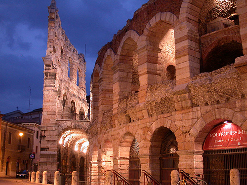 La Arena de Verona (5292 clic)