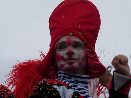 Carnaval de Viareggio (2645 clic)