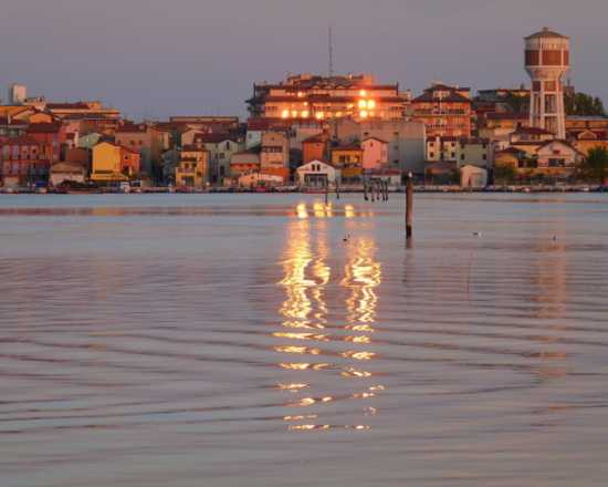 Duerme el sol - Chioggia (3264 clic)