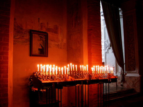 El coro de luz - Murano (2170 clic)