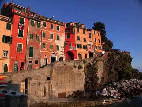 Riomaggiore - RIOMAGGIORE - inserita il 17-Jul-09