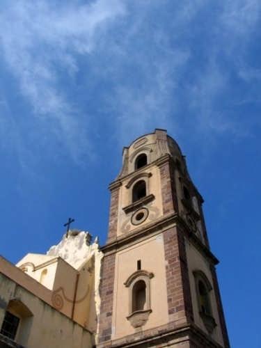 Campanile a Lipari (3598 clic)