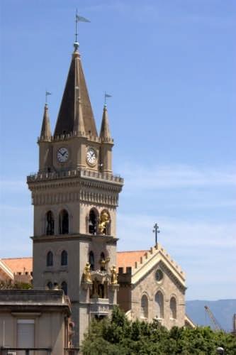 Il Duomo di Messina (8038 clic)
