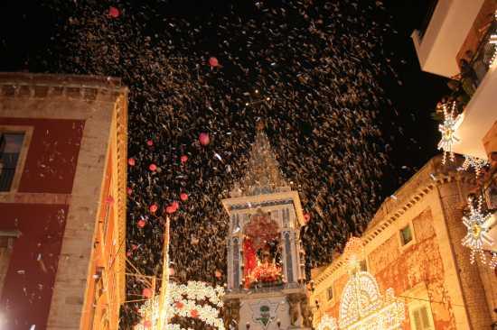 TURI FESTA PATRONALE SANT'ORONZO  - TURI - inserita il 21-Oct-09