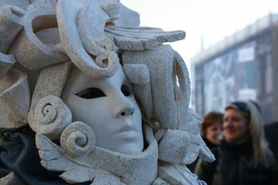 Carnevale di Venezia  (2320 clic)