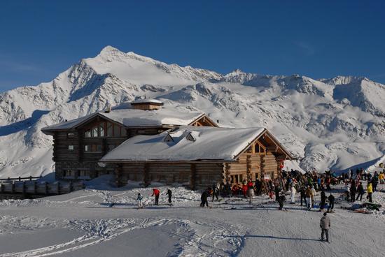 rifugio alla Sunny Valley - Santa caterina (2091 clic)