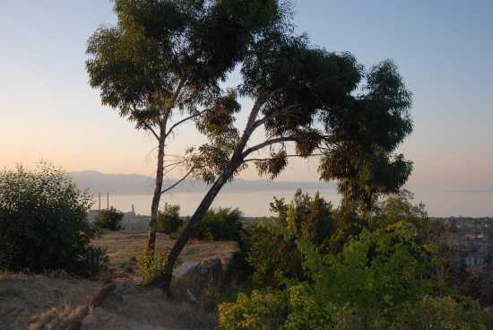 panorama del golfo  - Rossano (3051 clic)