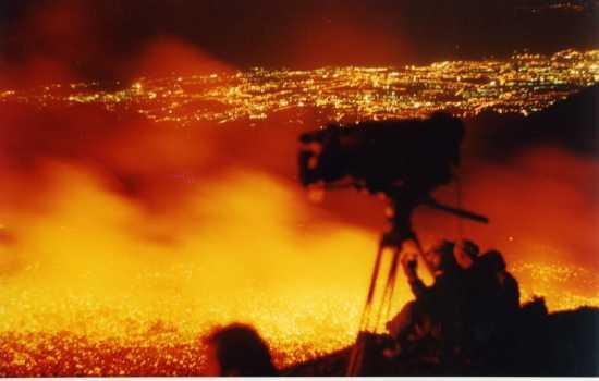 eruzione ETNA (2964 clic)