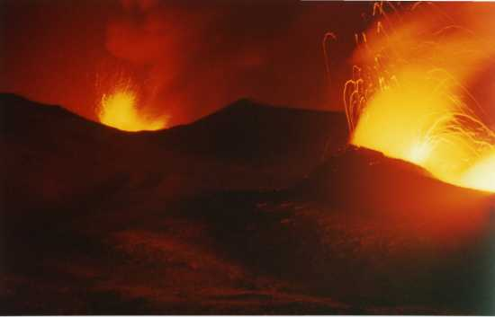 eruzione ETNA (2475 clic)