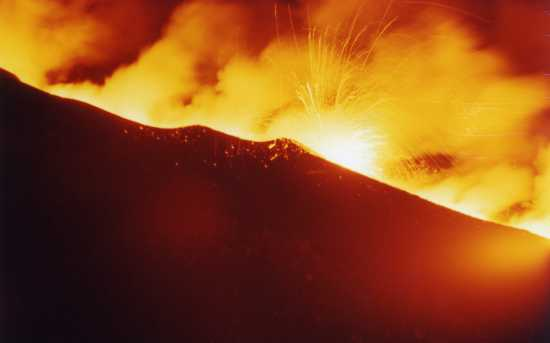 eruzione ETNA (3145 clic)