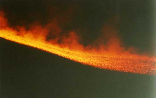 eruzione ETNA (2903 clic)