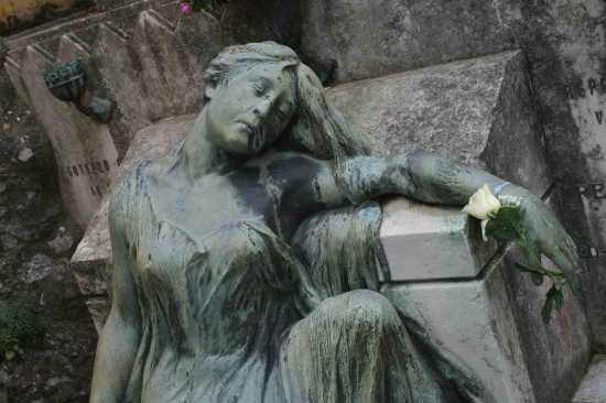 statua cimitero portofino (4237 clic)