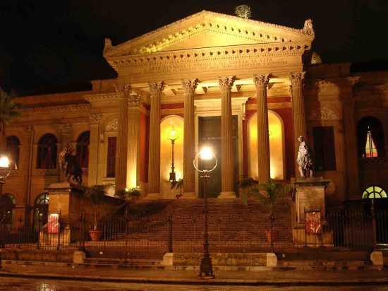 teatro Massimo - Palermo (3069 clic)