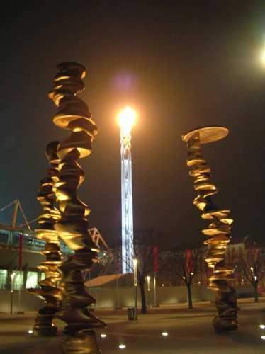 GIOCHI OLIMPICI 2006 - Torino (2414 clic)