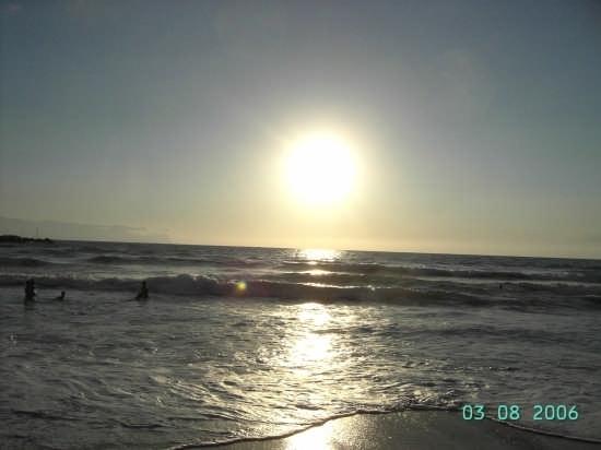 Ombre al tramonto - Terrasini (4505 clic)
