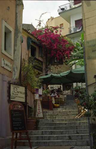 Scorcio  - Taormina (3842 clic)