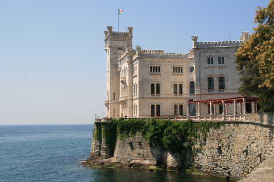 Castello di Miramare | TRIESTE | Fotografia di BEATRICE ROSETTI