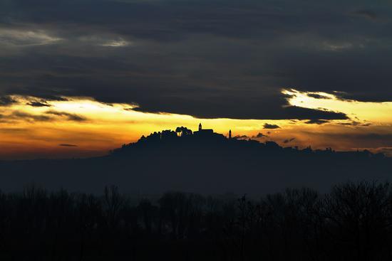 Un mattino d'inverno - MONTEMAGGIORE AL METAURO - inserita il 09-Mar-11
