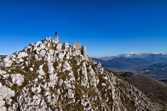 La rocca - Calascio (2063 clic)