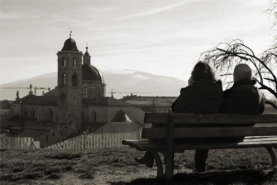 Urbino... la romantica (2807 clic)