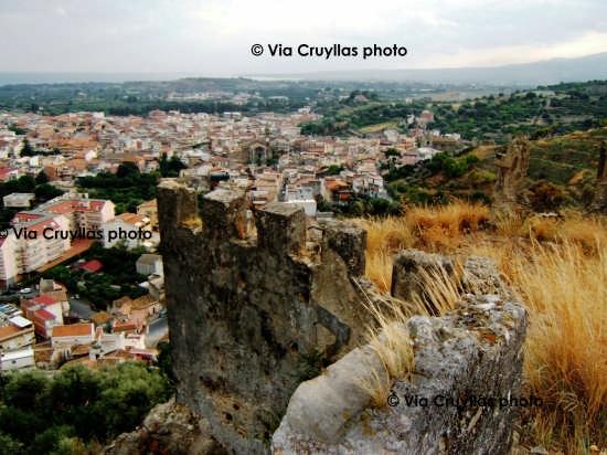 Monte castello - Calatabiano (3418 clic)