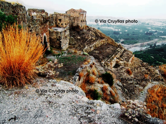Castello Arabo-Normanno (IX sec.)  - Calatabiano (4710 clic)