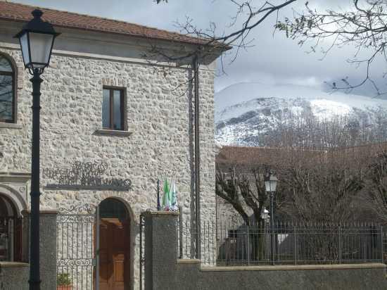 Sede dell'ente Parco Nazionale del Pollino - Rotonda (2982 clic)