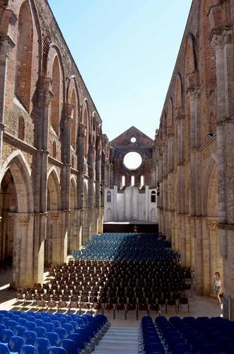 Abbazia di San Galgano (608 clic)