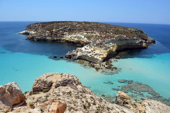 Lampedusa, Isola dei Conigli (673 clic)