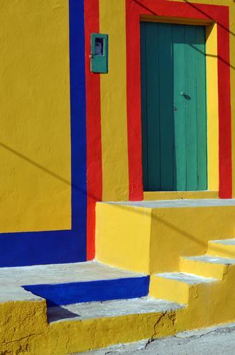 Isola di Linosa. Colori (647 clic)
