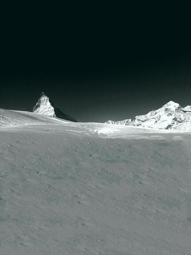 Paesaggio lunare...Cervino (943 clic)