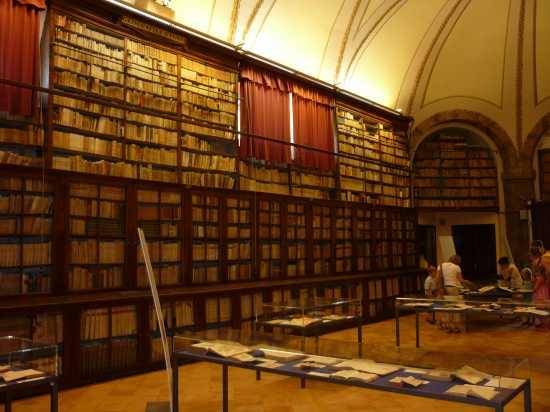 Biblioteca comunale degli Intronati,  Siena (4122 clic)