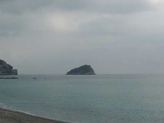 Isola di Bergeggi (2591 clic)