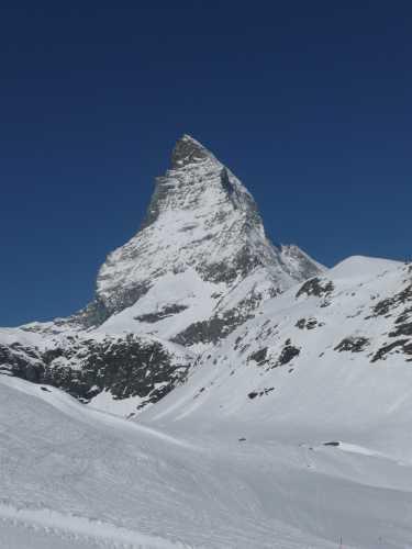 Cervinia -  Zermatt   Cervino (3587 clic)
