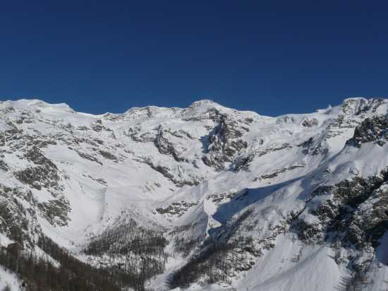 Tour del Monte Rosa - Cervinia (3118 clic)