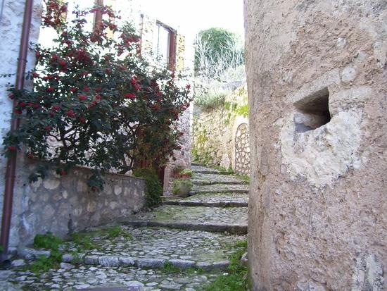 Strada persa nel tempo - Roccasecca (1834 clic)