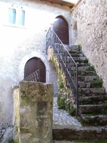 Casa di Tommaso - Roccasecca (1890 clic)