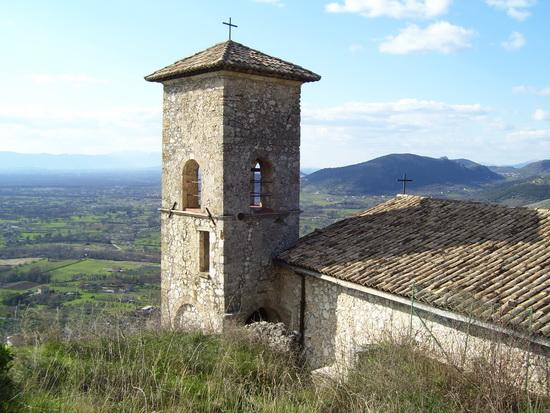 Campanile  - Roccasecca (2189 clic)