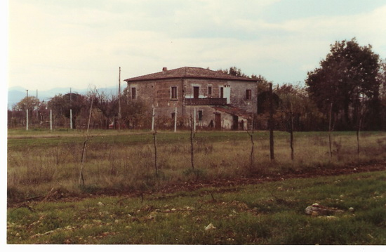 La casa al Ponte - Roccasecca (1598 clic)