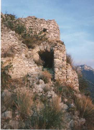Il castello dei Conti di Aquino_03 - Roccasecca (2204 clic)