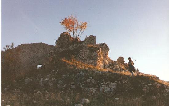 Il castello dei Conti di Aquino_03 - Roccasecca (2418 clic)