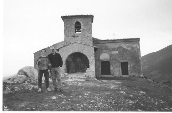 Chiesetta di Santa Maria  - Roccasecca (4387 clic)