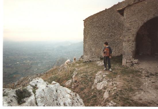 Chiesetta di Santa Maria _02 - Roccasecca (2505 clic)