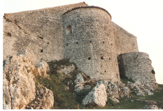 Chiesetta di Santa Maria _03 - ROCCASECCA - inserita il 24-Aug-09