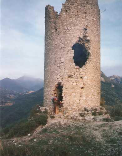 Torre di San Tommaso - Roccasecca (2921 clic)