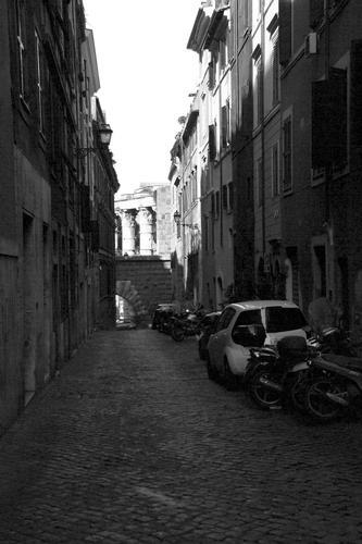 Via Baccina - Roma (1249 clic)