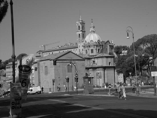 Quasi una foto d'altri tempi - Roma (1759 clic)