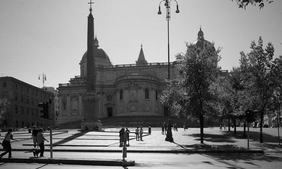 Santa Maria Maggiore - Roma (2067 clic)