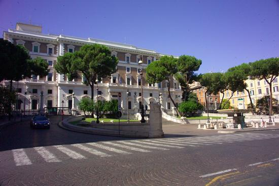 Il Ministero dell'Interno - Roma (2933 clic)